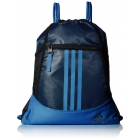 adidas Alliance II Sackpack (Mineral Blue/Shock Blue) - Adidas Tennis Bags