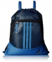 adidas Alliance II Sackpack (Mineral Blue/Shock Blue) - Adidas