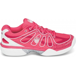 K-Swiss Women's Ultra Express (Neon Red/ White)
