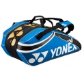 Yonex Pro 9-Pack Racquet Bag (Metallic Blue)