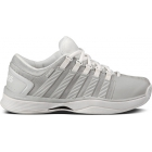 K-Swiss Women's Hypercourt Tennis Shoes (Gray/ White) - K-Swiss