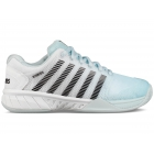 K-Swiss Women's Hypercourt Express Tennis Shoes (Pastel Blue/Black/White) - Shop the Best Selection of Tennis Shoes for Any Court Surface