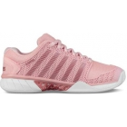 K-Swiss Women's Hypercourt Express Tennis Shoes (Coral Blush/White) - K-Swiss