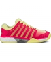 K-Swiss Women's Hypercourt Express Tennis Shoes (Yellow/Raspberry) - Types of Tennis Shoes