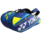 Yonex Pro 9-Pack Racquet Bag (Blue) - Tennis Bag Brands