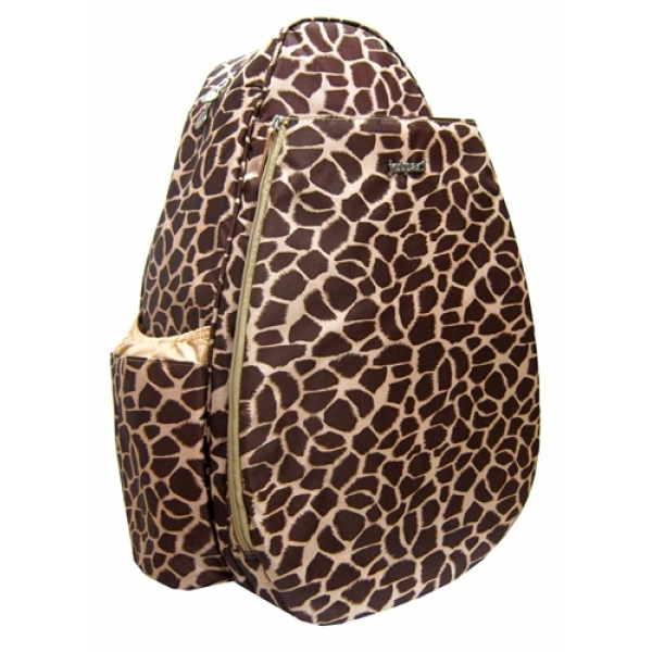 Jet Brown Giraffe Large Sling