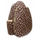 Jet Brown Giraffe Large Sling - Tennis Sling Bag