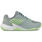 K-Swiss Women's Aero Court Tennis Shoes (Abyss/Paradise Green) - K-Swiss Aero Court Tennis Shoes