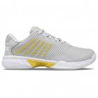K-Swiss Women's Hypercourt Express 2 Tennis Shoes (Luna Rock/Buttercup/White) -