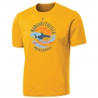 Head Men's Margaritaville Pickleball Tee (Yellow) - HEAD Tennis Apparel