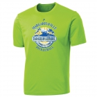 Head Men's Margaritaville Pickleball Tee (Green) - HEAD Tennis Apparel