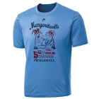 Head Men's Margaritaville Pickleball Tee (Light Blue) - HEAD Tennis Apparel