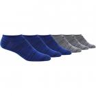 Adidas Men's Superlite Low Cut Socks, Navy/Black (6-Pair) -