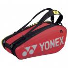 Yonex Pro 9 Racquet Tennis Bag (Red) -