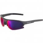 Bollé Bolt 2.0 Sport Sunglasses (Titanium Matte/Volt+ Ultraviolet) -