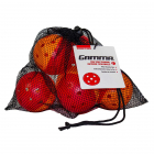 Gamma Two Tone Outdoor Pickleball Training Balls (6-Pack) -