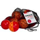 Gamma Two Tone Outdoor Pickleball Training Balls (12-Pack) -