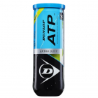 Dunlop ATP Super Premium Extra Duty Tennis Balls (Can) -