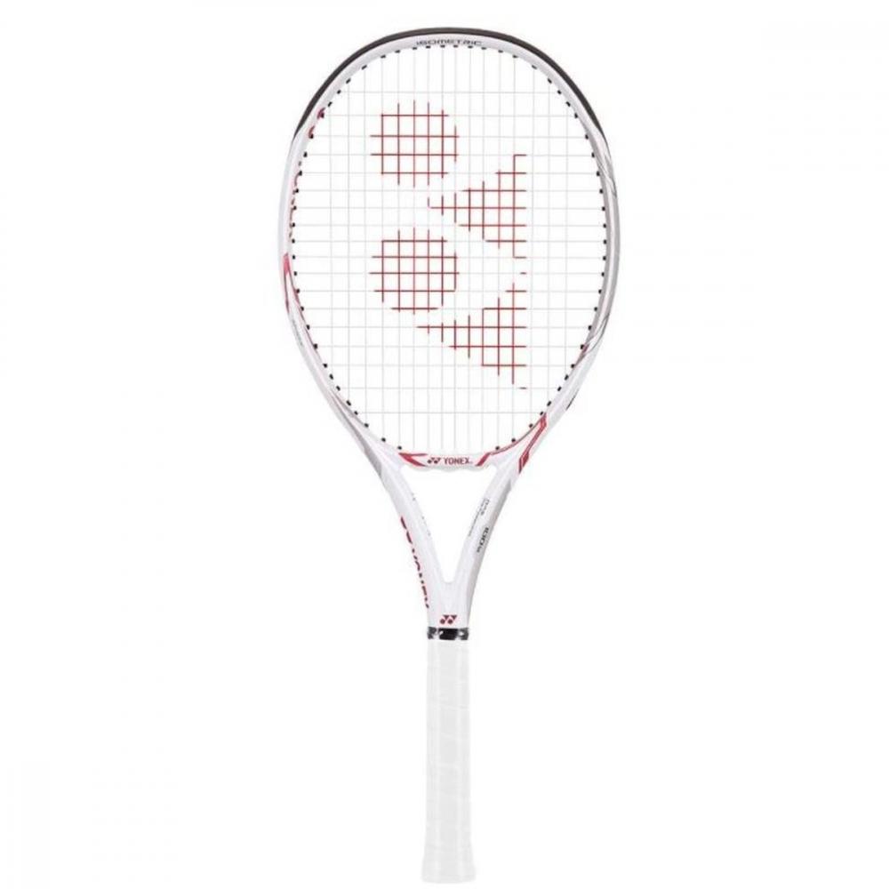 EZ06100SLWP Yonex EZONE 100SL Tennis Racquet (Pink/White)