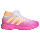 Adidas Unisex Phenom Tennis Shoe (Screaming Pink/Acid Orange/White) -
