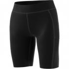 Adidas Women's Standard Club Short Tennis Tights (Black/White) -