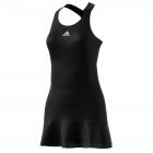Adidas Women's Tennis Y-Dress (Black / White) -