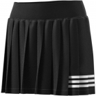 Adidas Women's Club Tennis Pleatskirt (Black/White) -