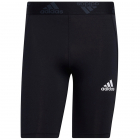 Adidas Men's Techfit Tennis Shorts Tights (Black) -