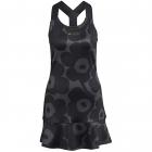 Adidas Women's Marimekko Tennis Y-Dress (Carbon/Black/Gold Metallic) -