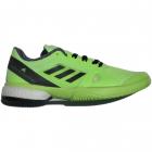 adidas Women's Stella Court Tennis Shoes (Signal Green/Core Black/White) -