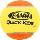 Gamma Quick Kids 60 Orange Tennis Balls (12 Ball Bag) -
