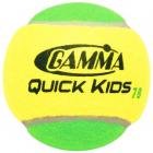 Gamma Quick Kids 78 Green Tennis Balls (12 Ball Bag) -