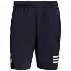 adidas Men's Club 9 inch 3 Stripe Tennis Shorts (Legend Ink/White) -