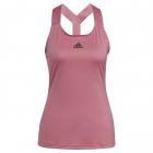 Adidas Women's Y-Tank Tennis Tank Top (Rose Tone/Black) -