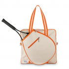 Ame & Lulu Hamptons Tennis Tour Bag (Clementine) -