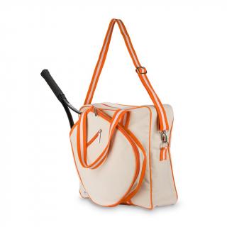 HTTB152 Ame & Lulu Hamptons Tennis Tour Bag (Clementine)