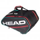 Head Tour Supercombi Pickleball Bag (Black/Teal) -