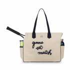 Ame & Lulu Love All Tennis Court Bag (Game Set Match) -