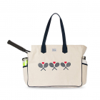 Ame & Lulu Love All Tennis Court Bag (Crossed Racquets) -
