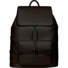 SportsChic Women's Vegan Maxi Tennis Backpack (Black) -