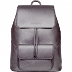 SportsChic Women's Vegan Maxi Tennis Backpack (Pewter) -