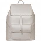 SportsChic Women's Vegan Maxi Tennis Backpack (Titanium) -