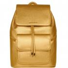 SportsChic Women's Vegan Midi Pickleball Backpack (Bronze) -