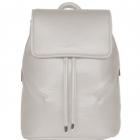 SportsChic Women's Vegan Mini Backpack (Titanium) -