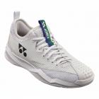 Yonex Men's FusionRev 4 75th Tennis Shoe (White) -
