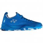 Yonex Men's Power Cushion Fusionrev 4 Tennis Shoes (Deep Sky) -
