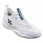Yonex Women's FusionRev 4 75th Tennis Shoe (White) -