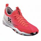 Yonex Men's FusionRev 4 Tennis Shoe (Red/White) -