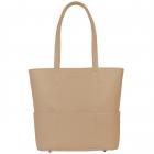 SportsChic Women's Vegan Midi Pickleball Tote Bag (Coriander) -