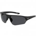 Under Armour Men's Special Shape Sunglasses (Matte Black/Grey) -
